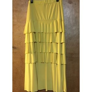 Dresses & Skirts - Yazmin Lopez layered skirt